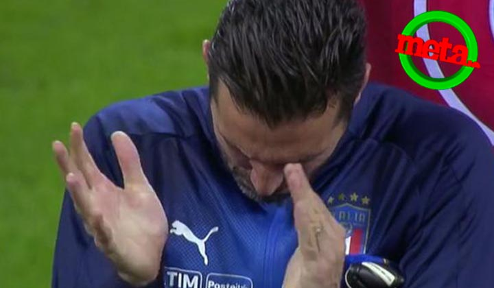 Buffon: 'Caballero del futbol'