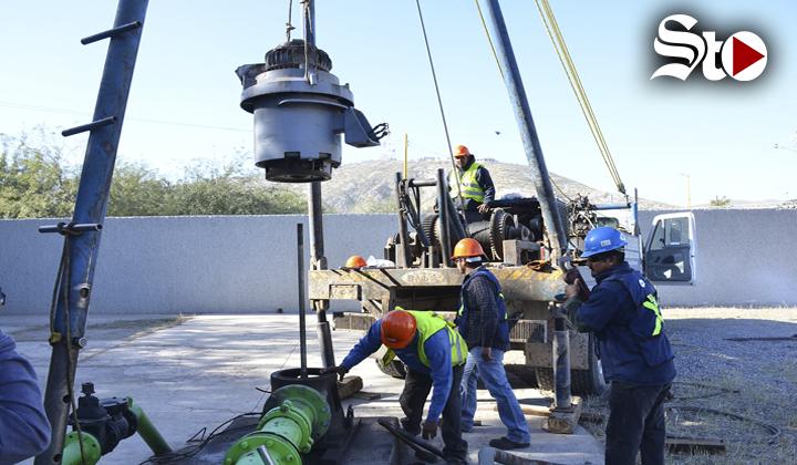 Inicia programa de mantenimiento invernal de bombas del Simas