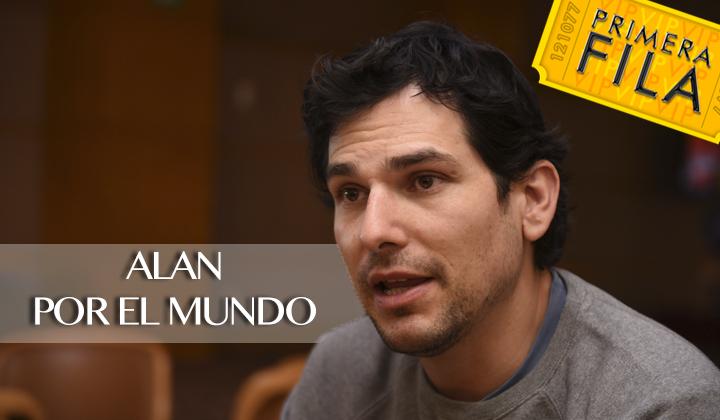 'Alan por el mundo' llega a Torreón