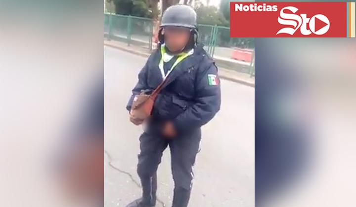 Tránsito de Torreón expuesto por mala conducta en redes sociales