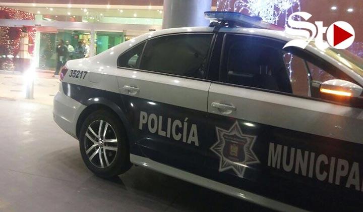 Habrá policías al interior de plazas comerciales en diciembre