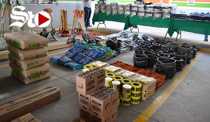 El drenaje será prioridad para SIMAS Torreón