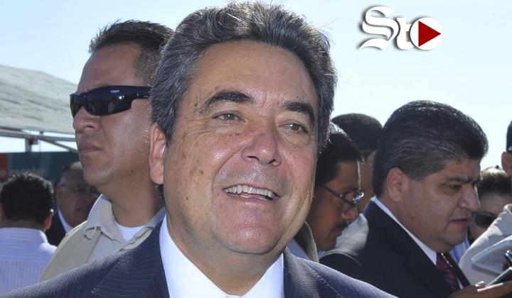 Ex gobernador de Coahuila Jorge Torres, sufre un infarto