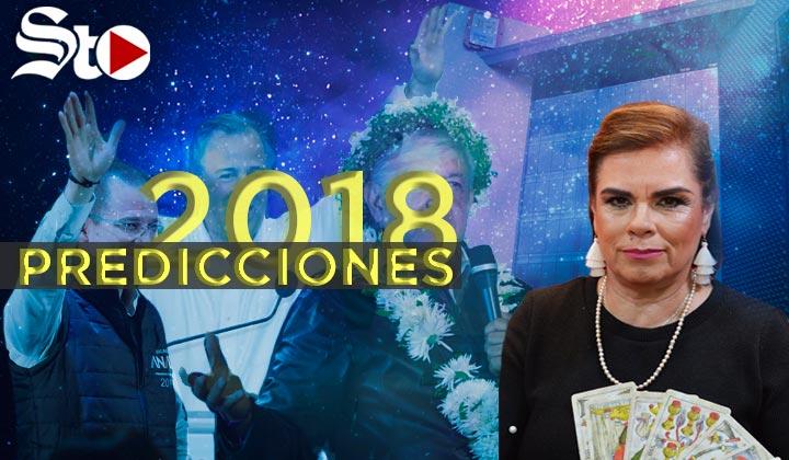 ¿Quién ganará la presidencia de México en 2018?