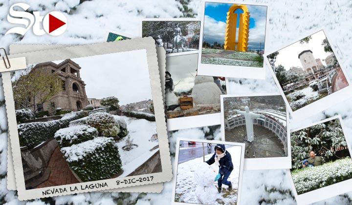 Postales de la nevada