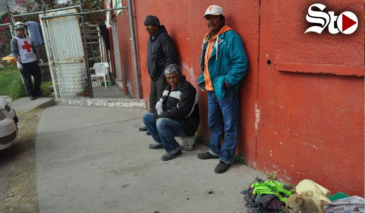 Atienden a 37 personas en albergues de Torreón