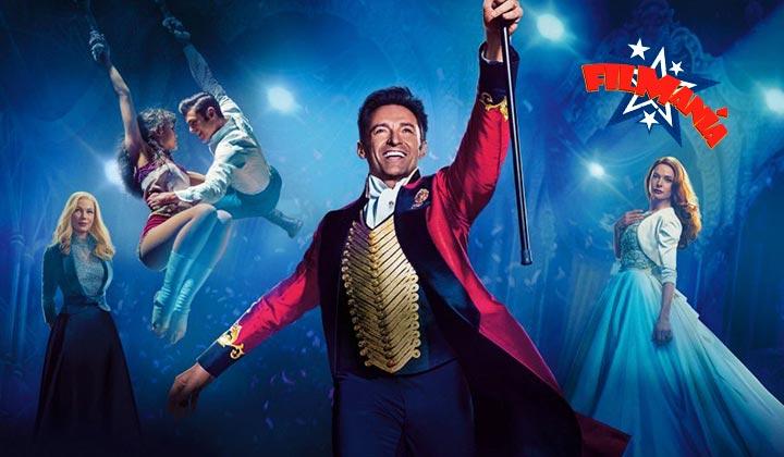 El Gran Showman: un musical espectacular