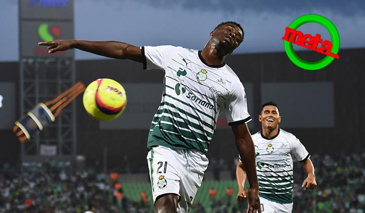 Con triplete de Djaniny, Santos debuta con triunfo