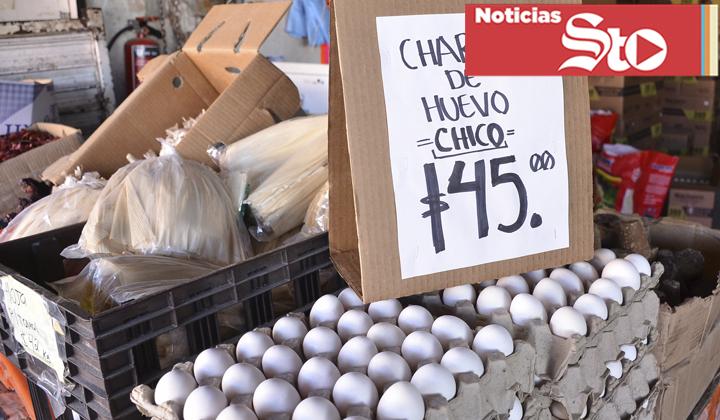 Aumenta el kilo de huevo hasta un 62%