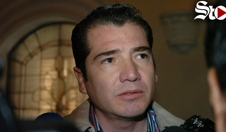 Vigente, orden de aprehensión contra Javier Villarreal