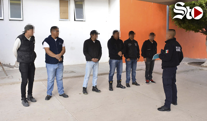 Realizan capacitación policial en la Deportiva de Torreón