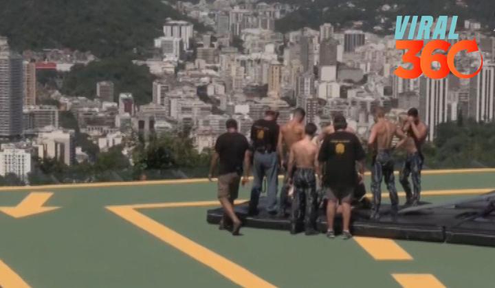 Caída de acróbata empaña exhibición del Cirque du Soleil