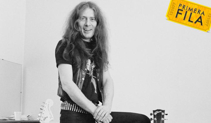 Fallece Eddie Clarke, miembro de Motörhead