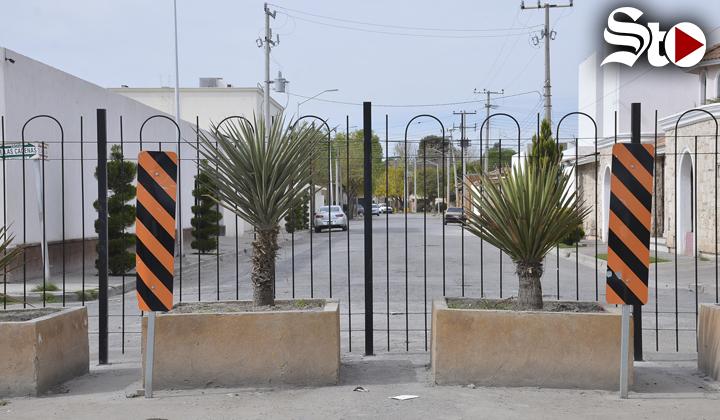 Rejas en el Campestre La Rosita de Torreón si tienen permiso