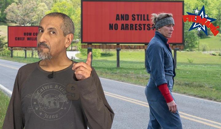 Tres anuncios por un crimen: Un film de Oscar