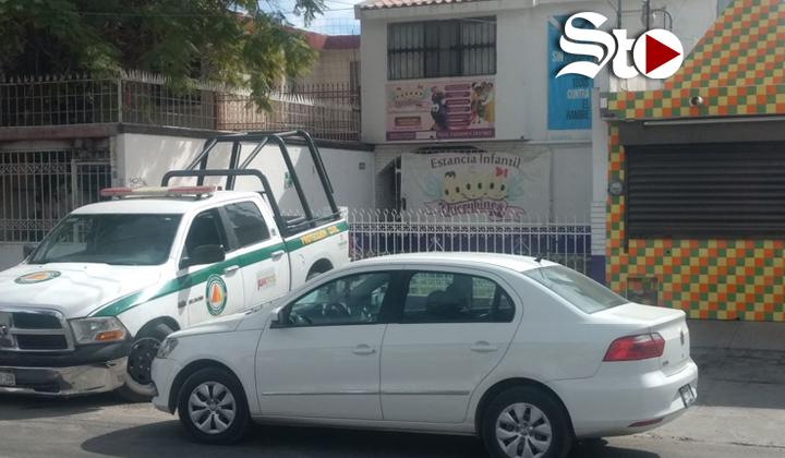 Menor muere tras broncoaspirar en guardería de Torreón