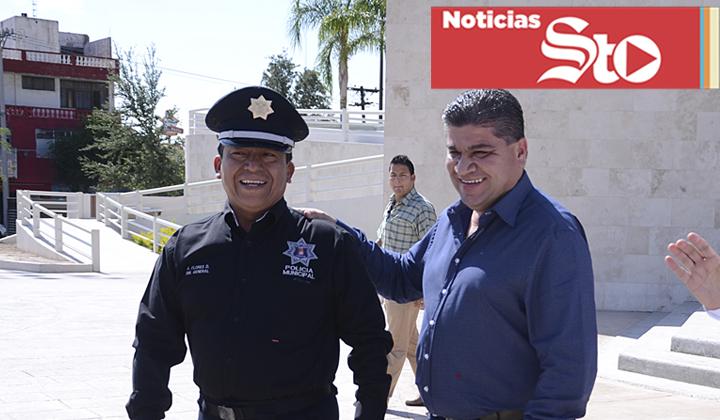Adelaido Flores combatirá los delitos del fuero común