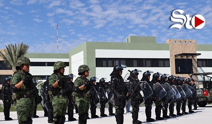 Se construirá otro cuartel militar en Coahuila