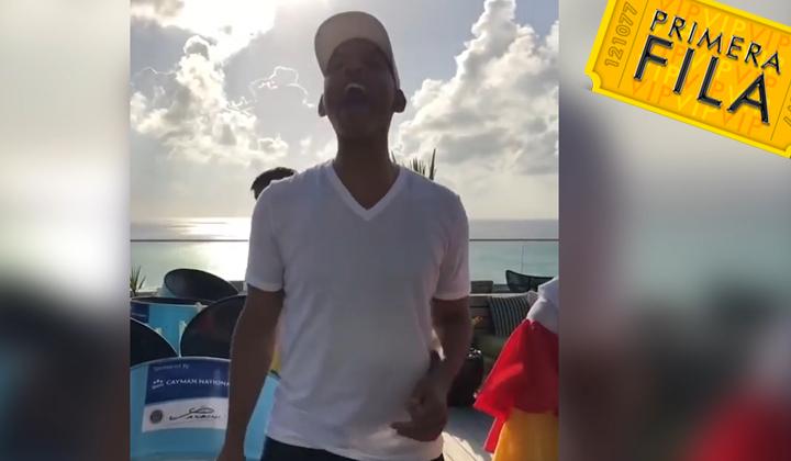 Will Smith canta 'La bamba'