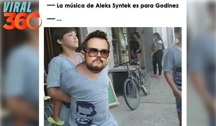 Ofende a Aleks Syntek que califiquen su música para 'Godínez'