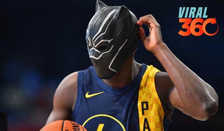 Black Panther es fanático del basquetbol