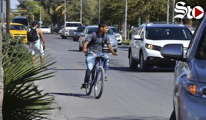 Calzada Colón será de dos vías y tendrá ciclovía