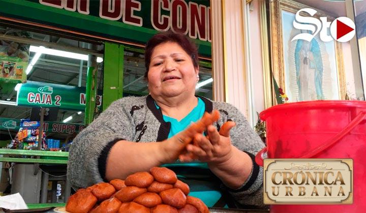 Elabora y vende pipián en la Alianza de Torreón
