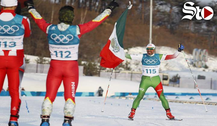 Germán Madrazo termina su prueba en los Olímpicos