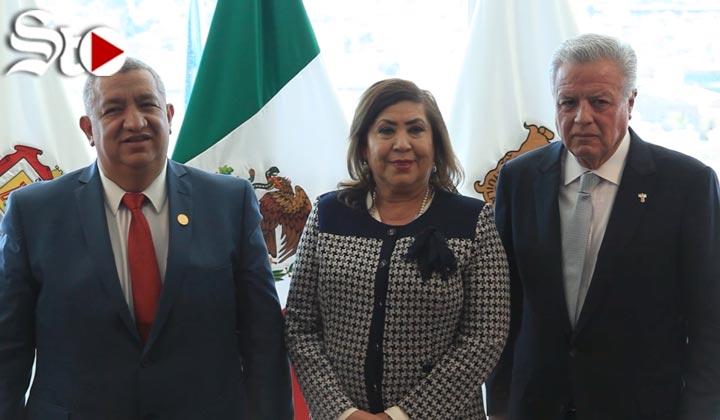 Alcaldes 'metro' buscan fortalecimiento ante la Federación