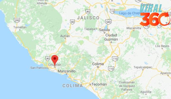 Sin daños hasta el momento, tras sismo en Jalisco
