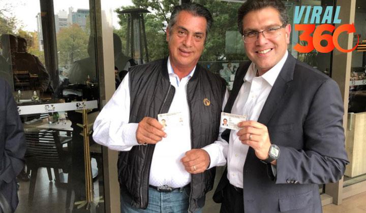 'Bronco' y Ríos Piter usaron firmas falsas: INE