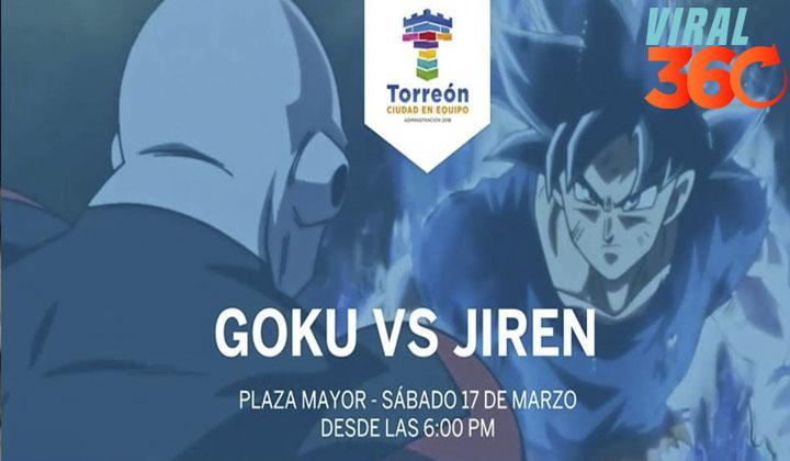 Torreón se suma a la transmisión de Dragon Ball Súper