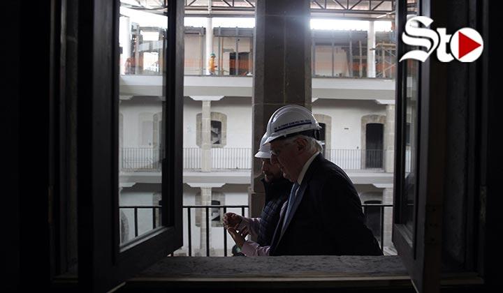 Empresario mexicano convierte histórico hotel en museo