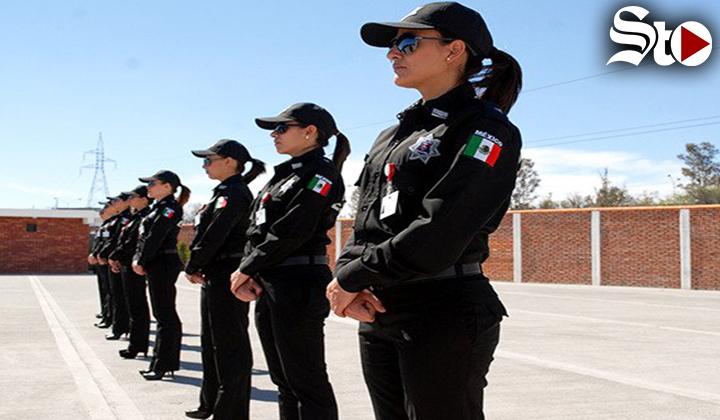 Mujeres policía de México se abren paso en un mundo de hombres