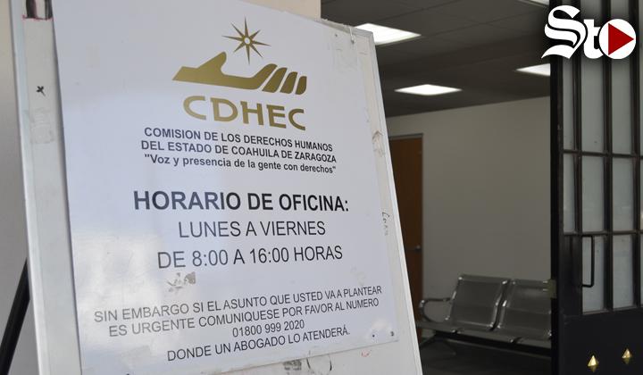 De La Laguna, 40 % de denuncias por violación a derechos humanos