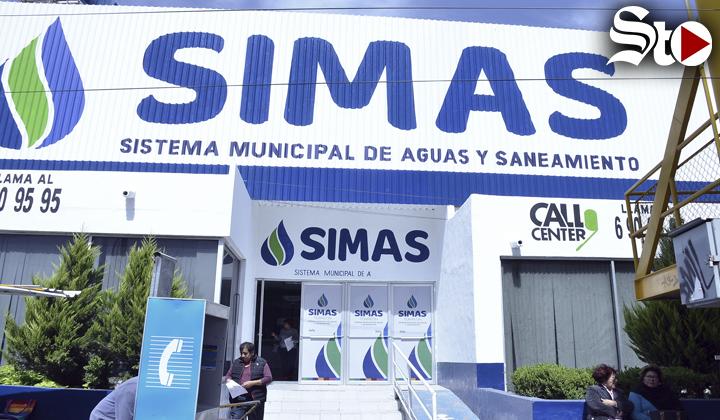 'Pinta' a una quiebra financiera en Simas