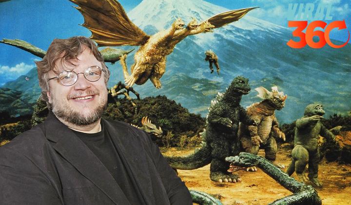 ¡Guillermo del Toro saca su fanatismo en Japón!