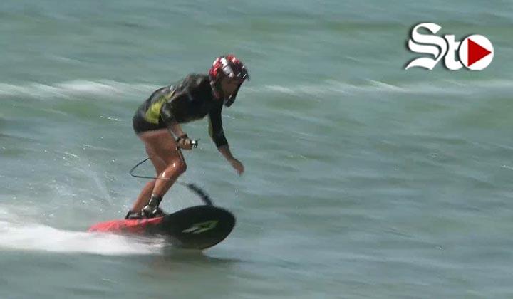 Arranca la primera edición de la carrera Jet Surf en México