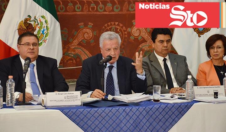 Se llevó a cabo una 'acalorada' sesión de cabildo en Torreón