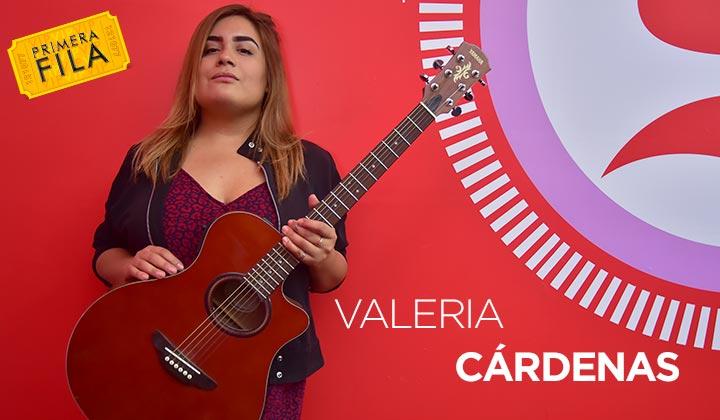 La lagunera Valeria Cárdenas incursiona en el country