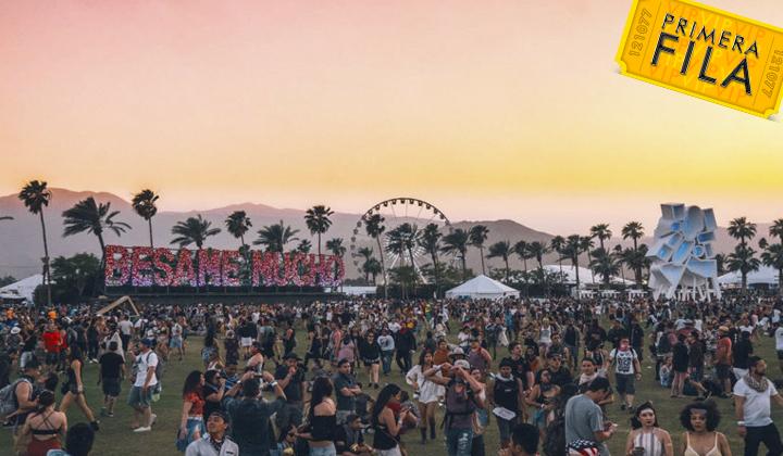 Inicia el Festival de música Coachella