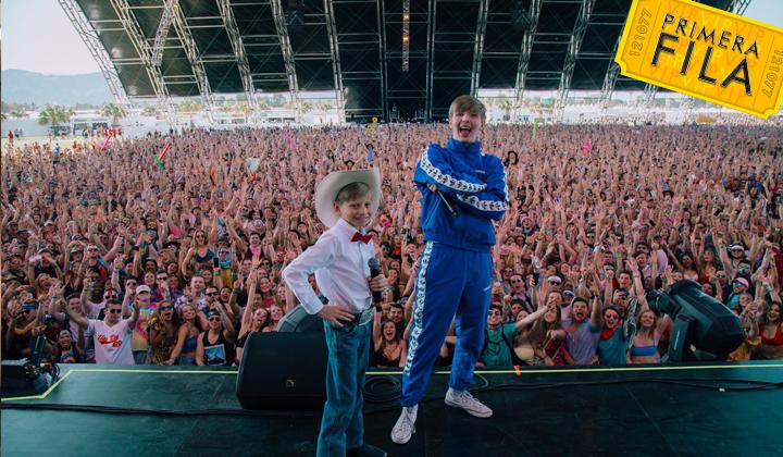 'El niño de Walmart' sorprende en Coachella