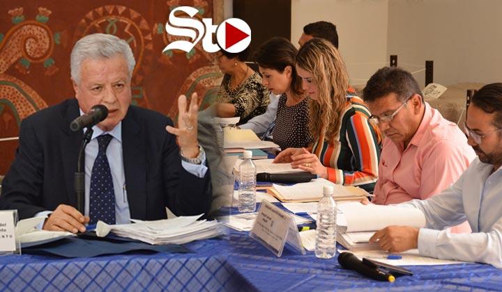Se dan 'con todo' en Sesión de Cabildo de Torreón