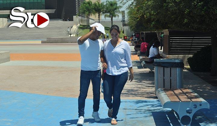 Torreón vive su día más caliente; se espera fin de semana caluro