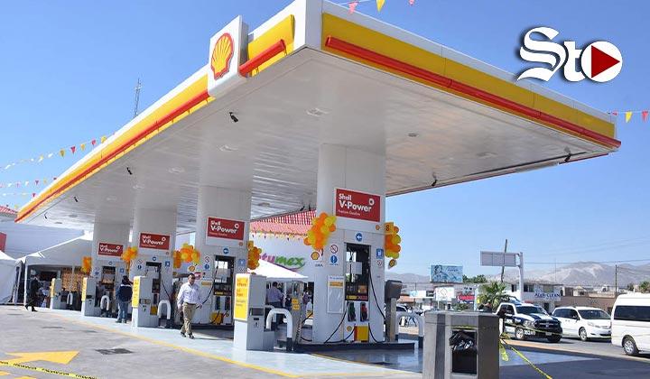 Shell abre su primera estación en Coahuila