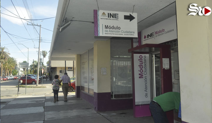 INE registra baja respuesta para observadores  Coahuila