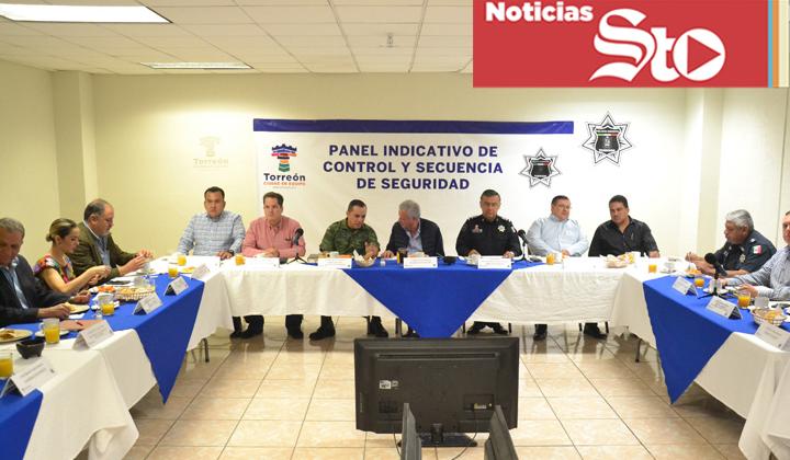 Reunión de seguridad en Torreón fue suspendida