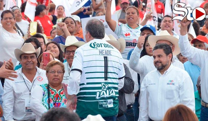 'Cada que gana Santos, el PRI gana la Presidencia', Meade