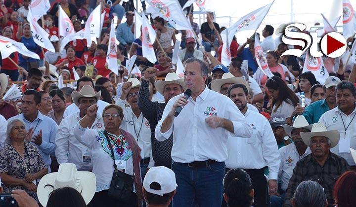 Promete Meade en La Laguna reforma integral para el campo