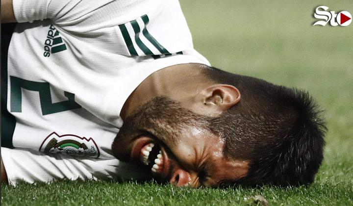 Nestor Araujo dice adiós al Mundial